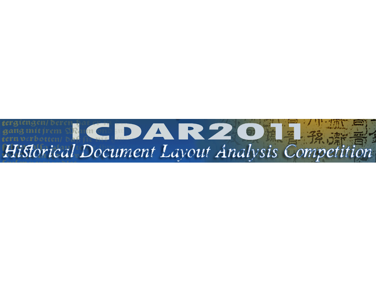 ICDAR2011 - Historical Layout Analysis Competition