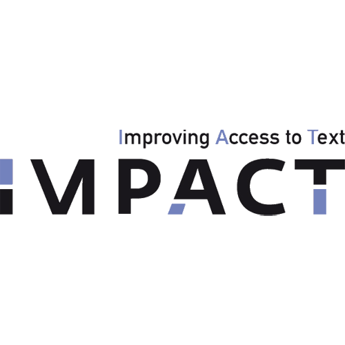 IMPACT - Improving Access to Text